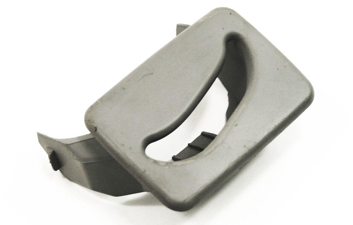 Center Rear Seatbelt Guide Trim 02 05 Audi A4 B6 Gray