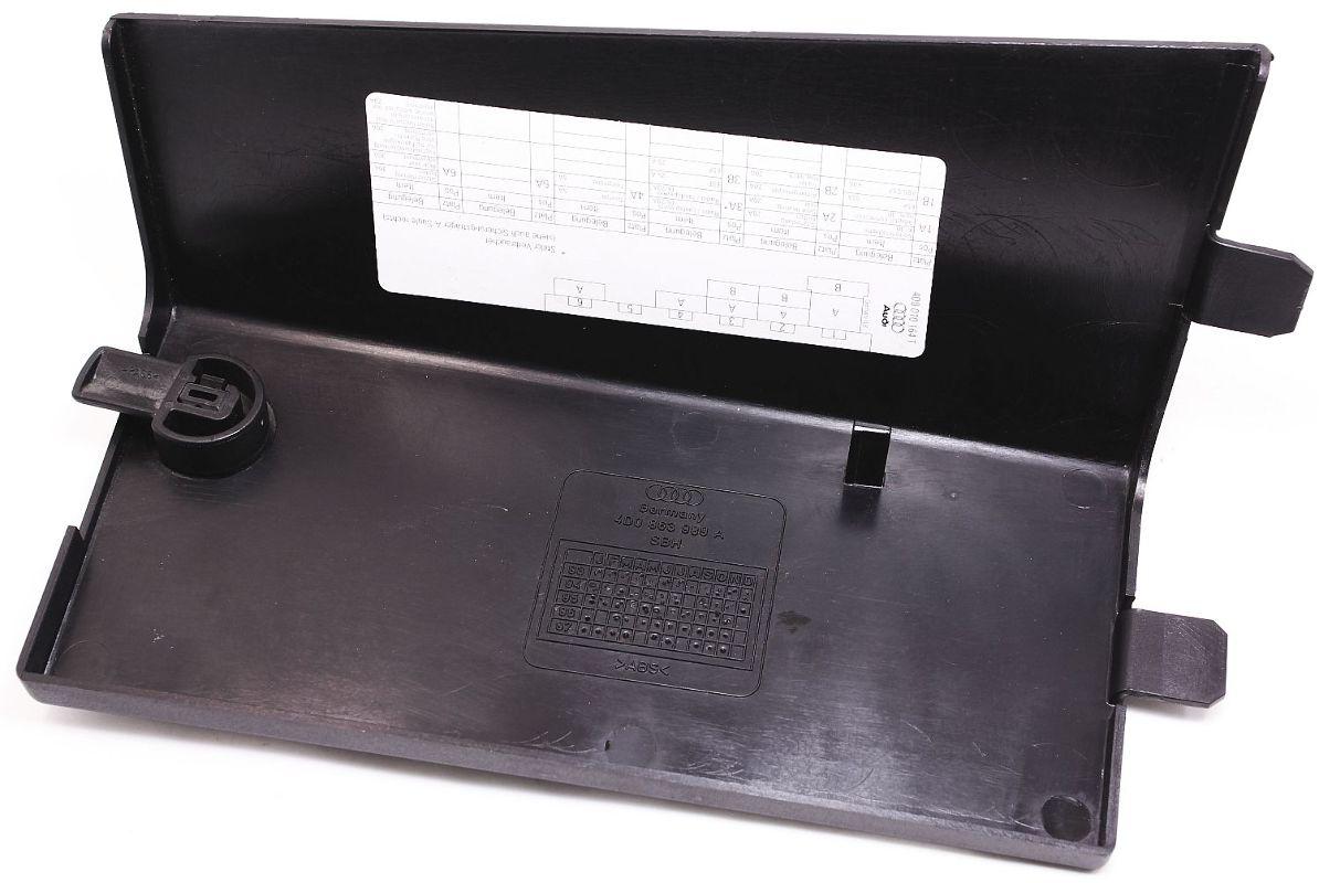 Trunk Fuse Panel Access Door 97-03 Audi A8 S8 D2