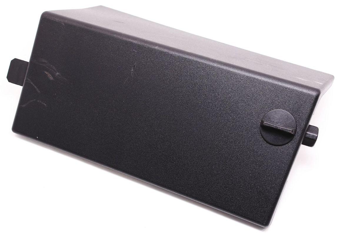 trunk fuse panel access door 97 03 audi a8 s8 d2 genuine. Black Bedroom Furniture Sets. Home Design Ideas