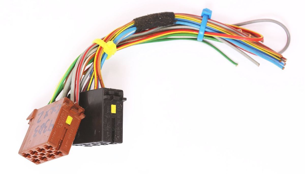 radio plugs wiring pigtail vw passat b3 b4 jetta golf gti mk3 genuine carparts4sale inc