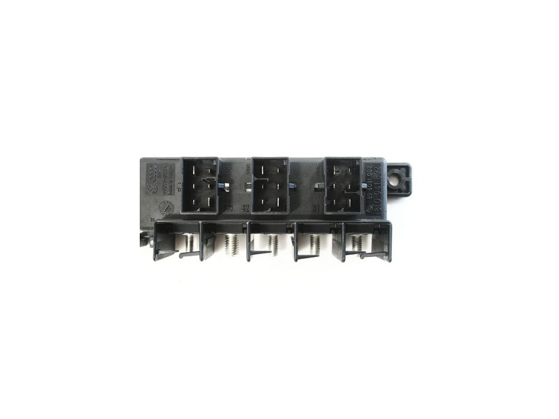 relay fuse panel board 00 05 vw jetta golf gti beetle audi. Black Bedroom Furniture Sets. Home Design Ideas