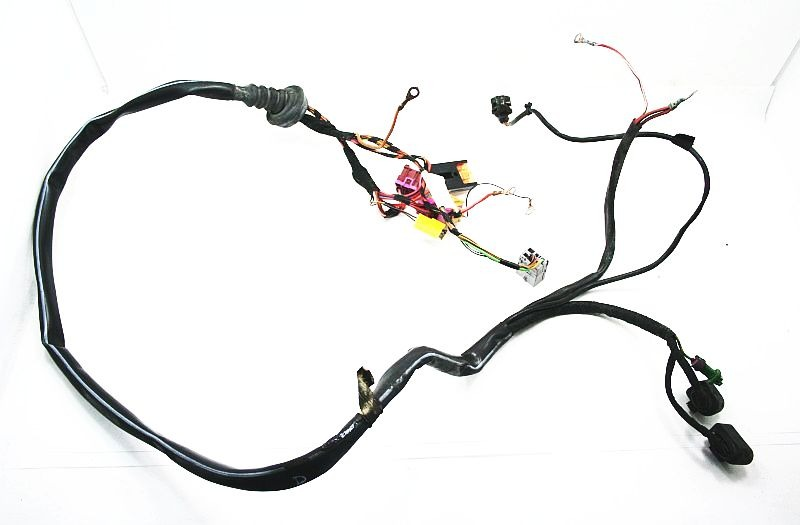 Electric Cooling Fan Wiring Harness 01 05 Vw Passat B5 5