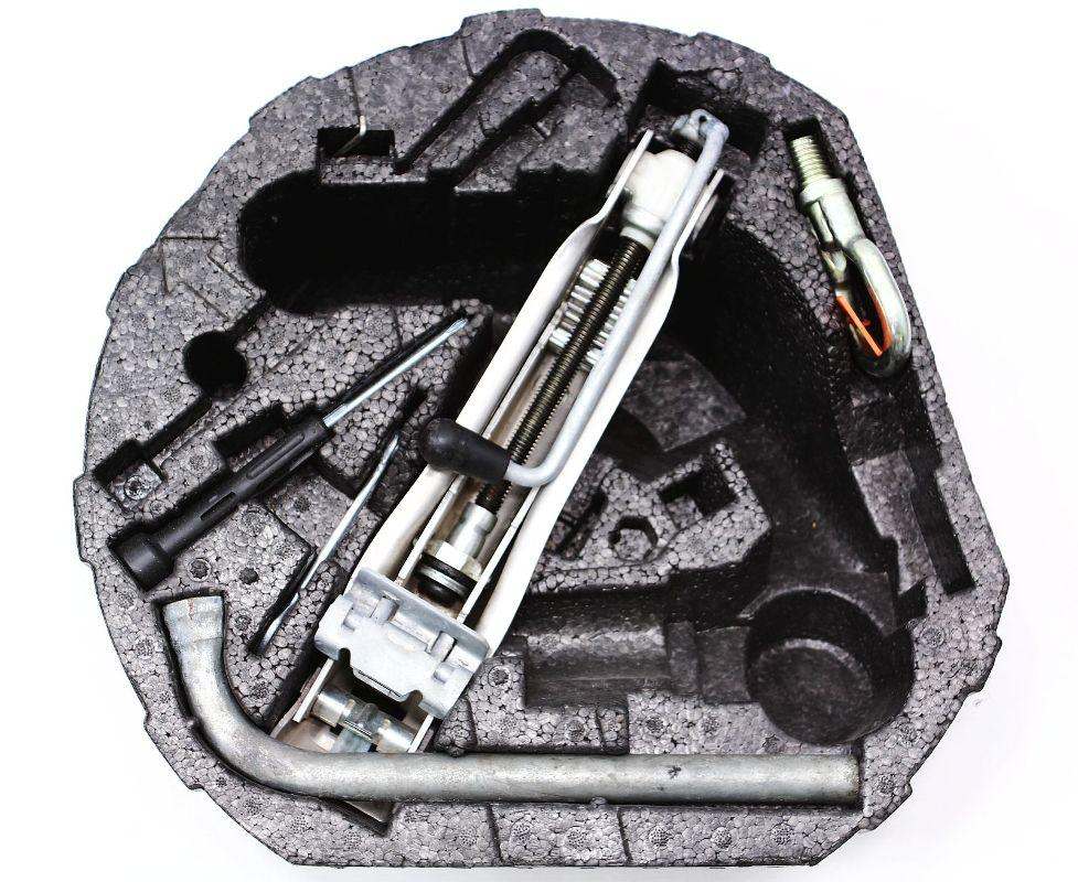 tool kit vw jetta golf gti mk tools jack wrench genuine oe volkswagen ebay