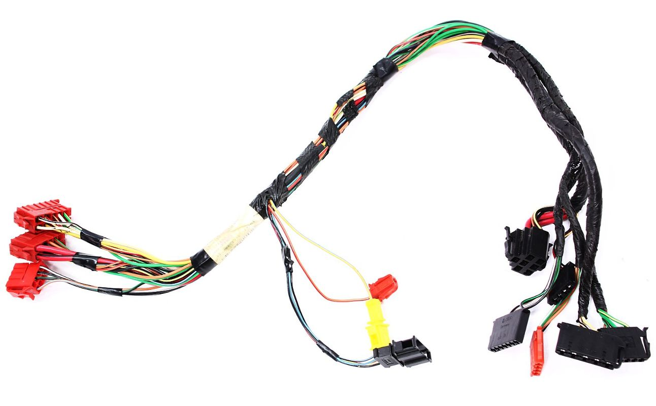 steering column wire harness steering column wiring harness vw jetta golf mk3 wiper ...