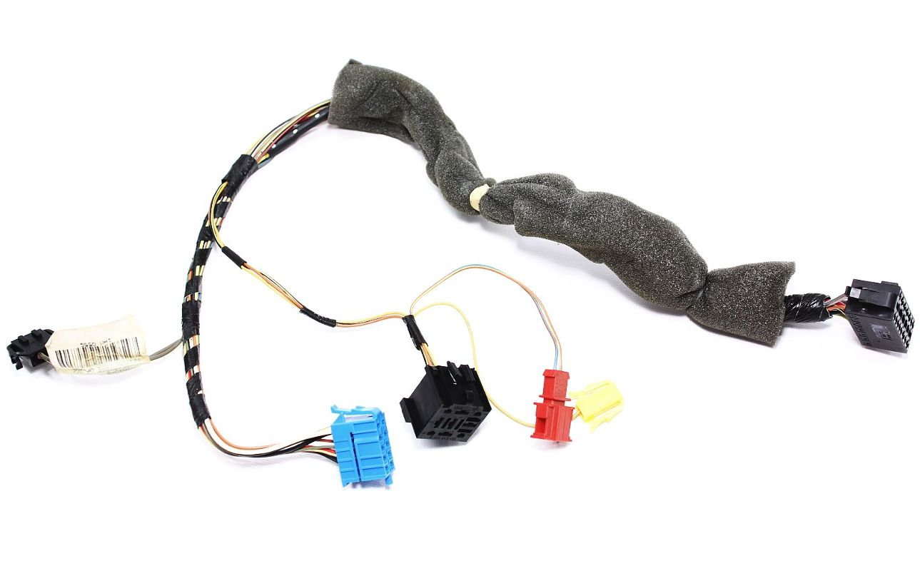 Headlight Switch Wiring Harness Vw Jetta Golf Gti Cabrio Mk3 Genuine Oe Light