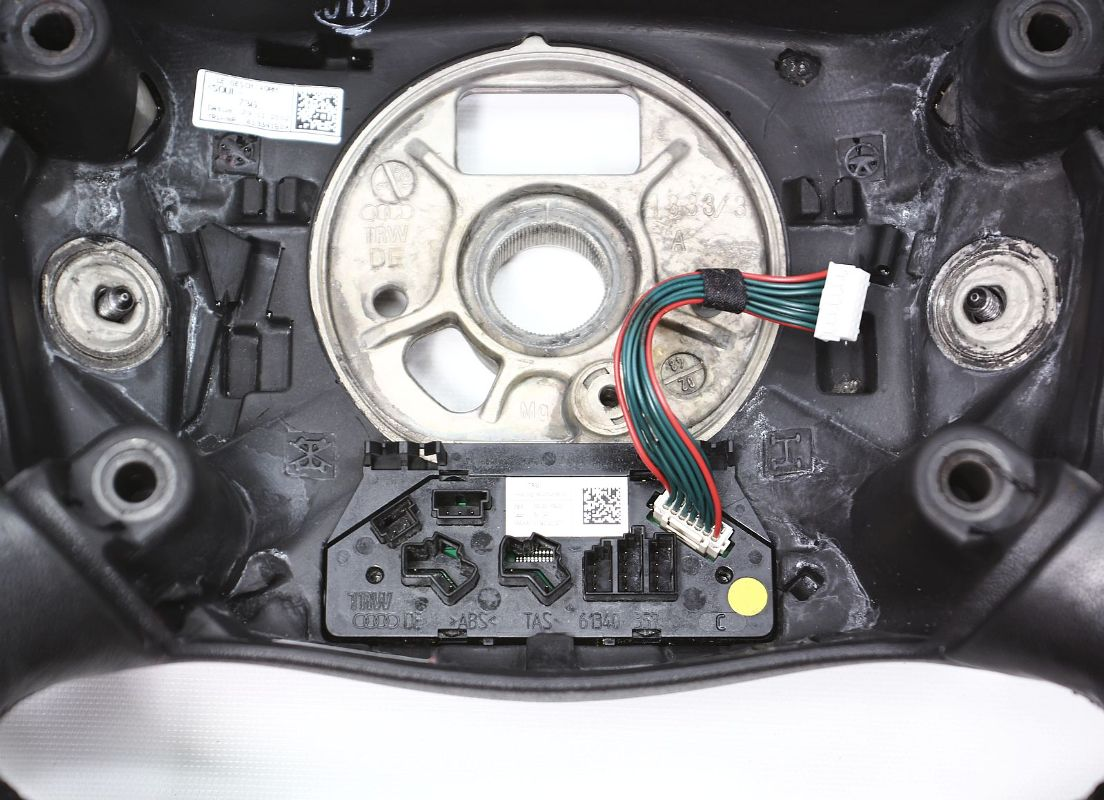 Multi Function Steering Wheel Mfsw Audi A6 C5 Allroad