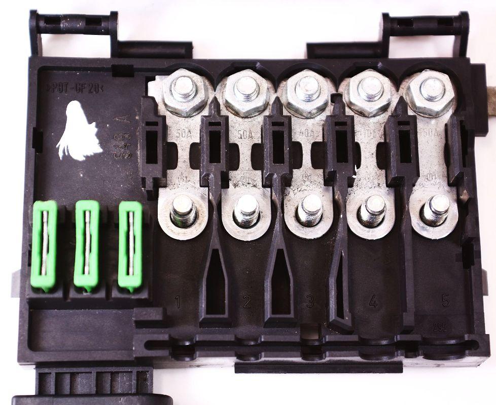 battery distribution block vw jetta golf gti mk4 beetle