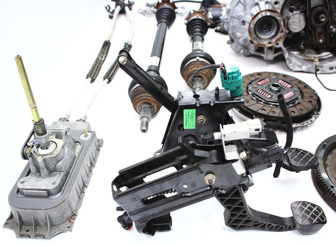 jetta mk4 6 speed manual transmission