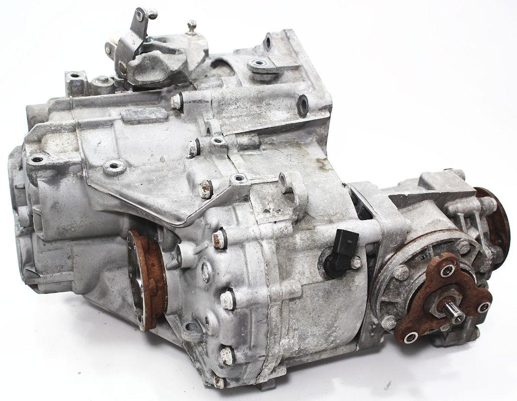 6 Speed Manual Transmission Audi Tt Mk1 - Dqb - 1 8t 225 Hp - 132k