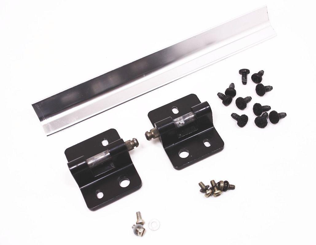 Glovebox Parts Lot Audi TT MK1 Glove Box Bolts Hardware Trim Genuine OE