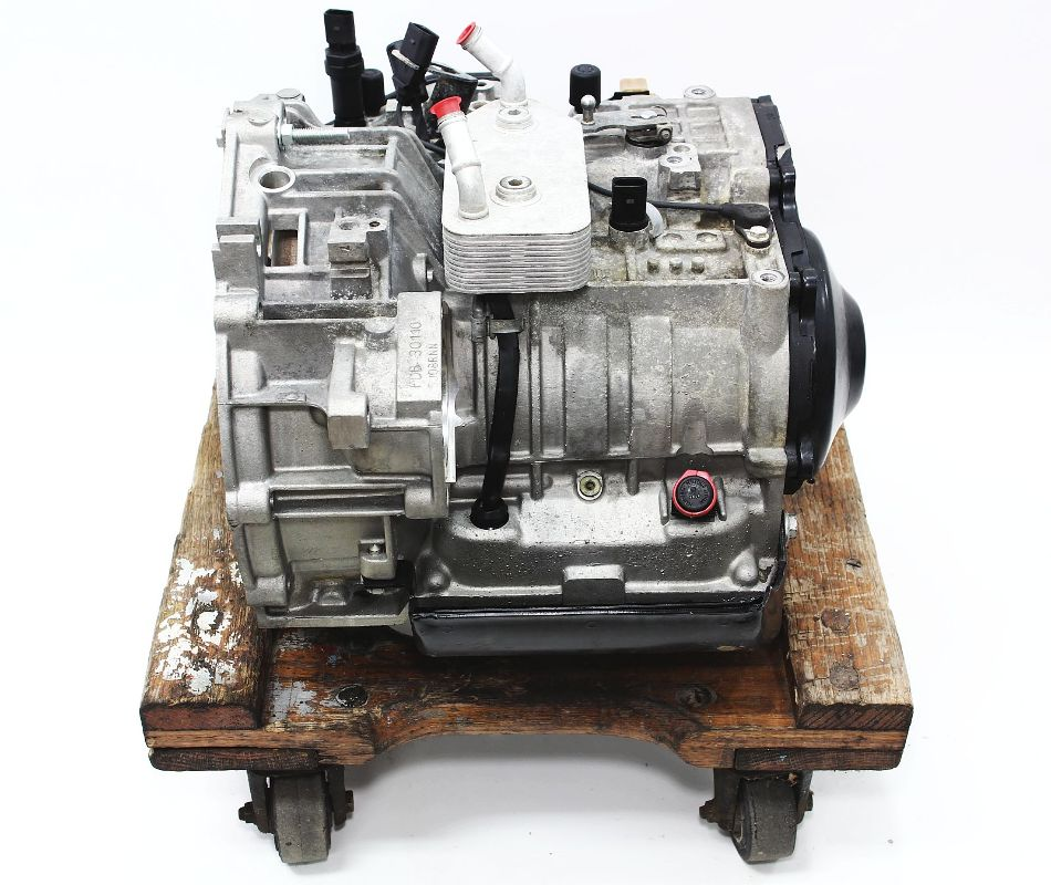 2001 Volkswagen Golf Transmission