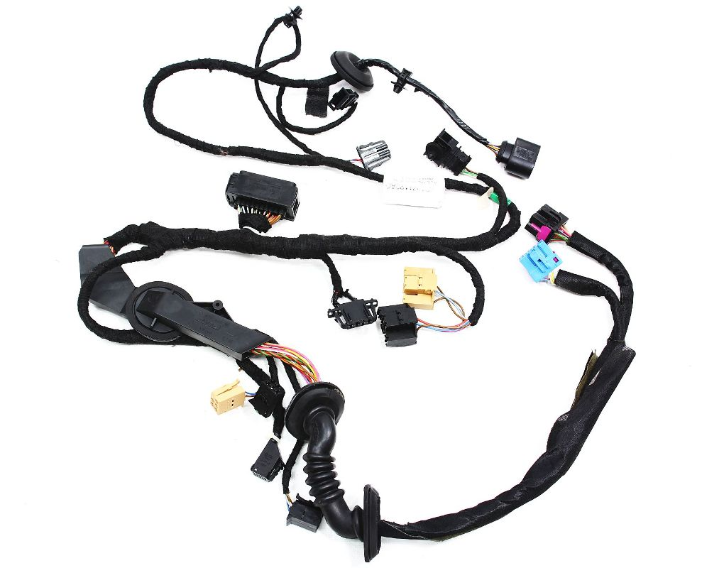 Driver Front Door Wiring Harness 98-05 Vw Beetle