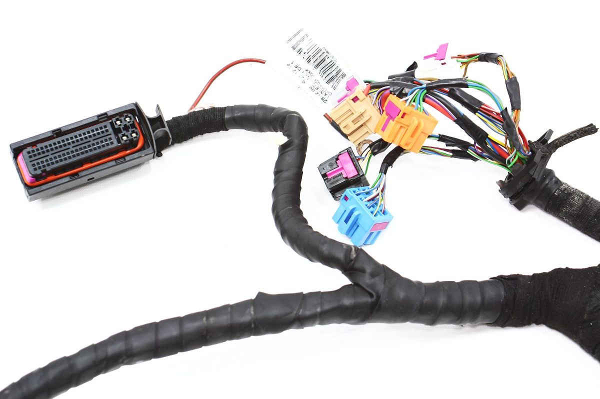 Vw Beetle Engine Wiring Harness : Ecu engine bay wiring harness vw beetle tdi