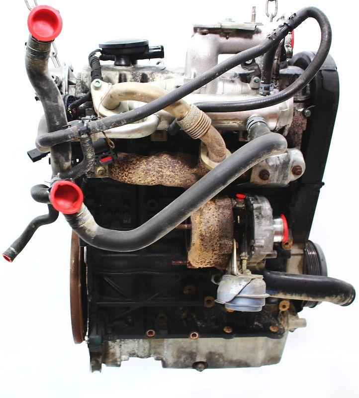 Vw Beetle Used Engine: Used 1.9 TDI Engine Motor Assembly VW Jetta Golf MK4