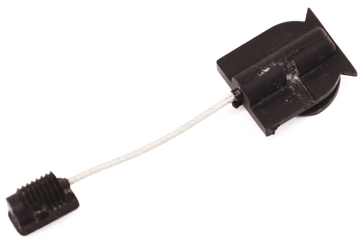Short Door Latch Lock Cable 98 10 Vw New Beetle Genuine