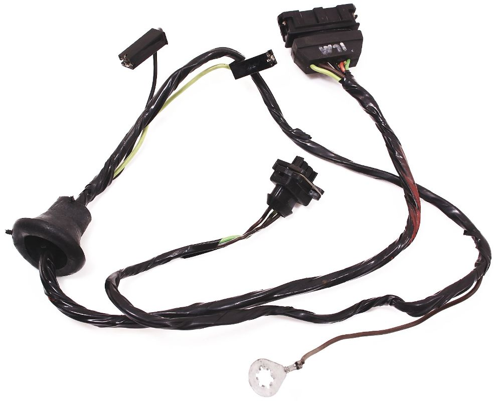 distributor coil wiring harness vw jetta rabbit gti mk1 genuine carparts4sale inc