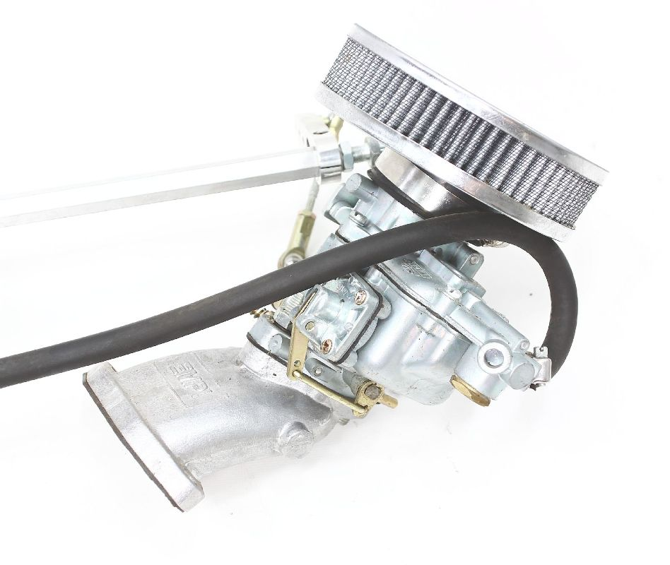 1600cc Dual Port Vw Engine – Jerusalem House