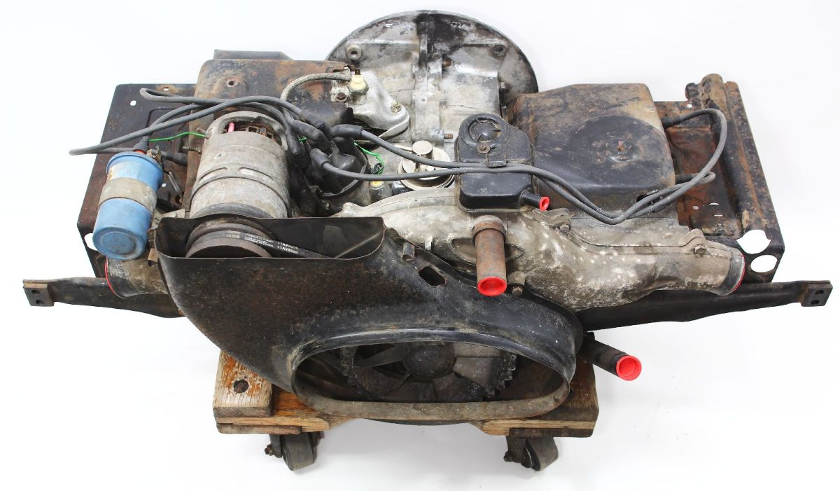 1600cc engine motor long block 68 73 vw type 3 squareback fastback images frompo Vw crate motor