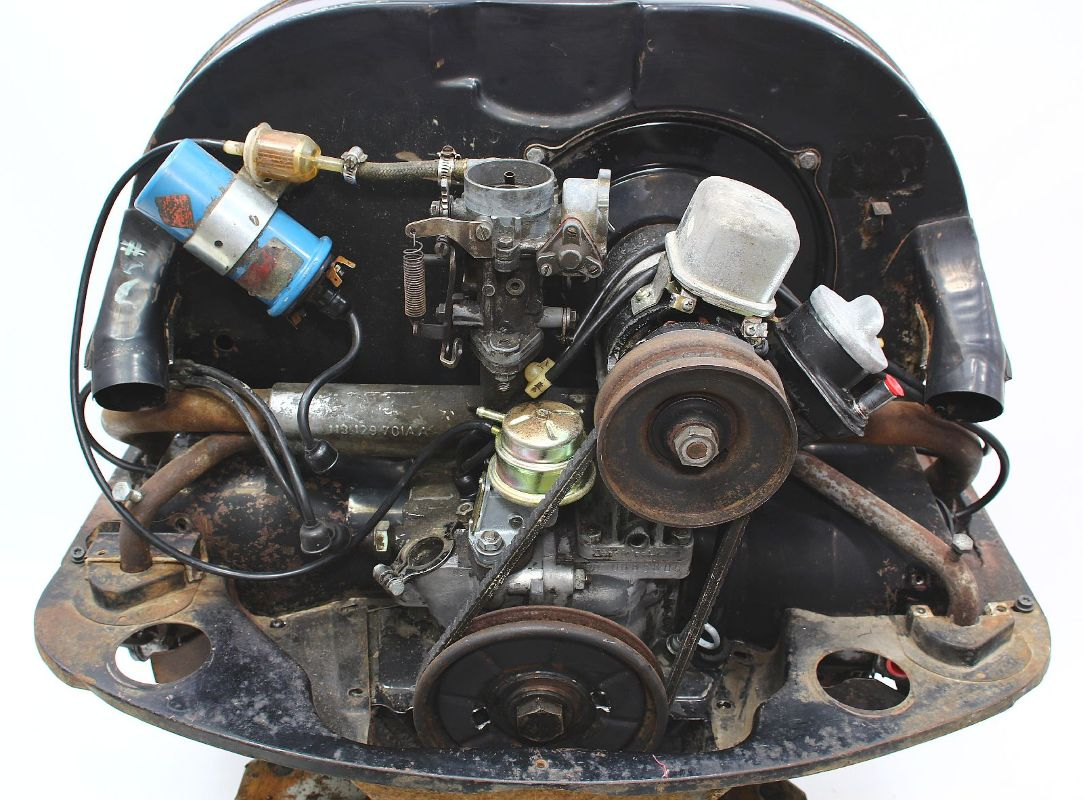 Photos of Used Air Cooled Vw Beetle Parts