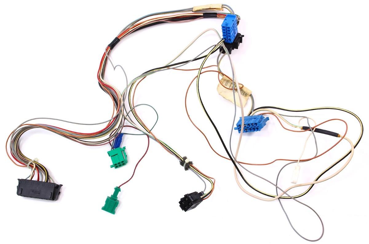 dash wiring harness vw jetta golf gti cabrio mk3 dashboard