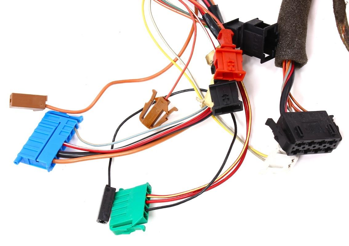 Dash Wiring Harness Vw Jetta Golf Gti Cabrio Mk3 Dashboard 1hm 972 052 F