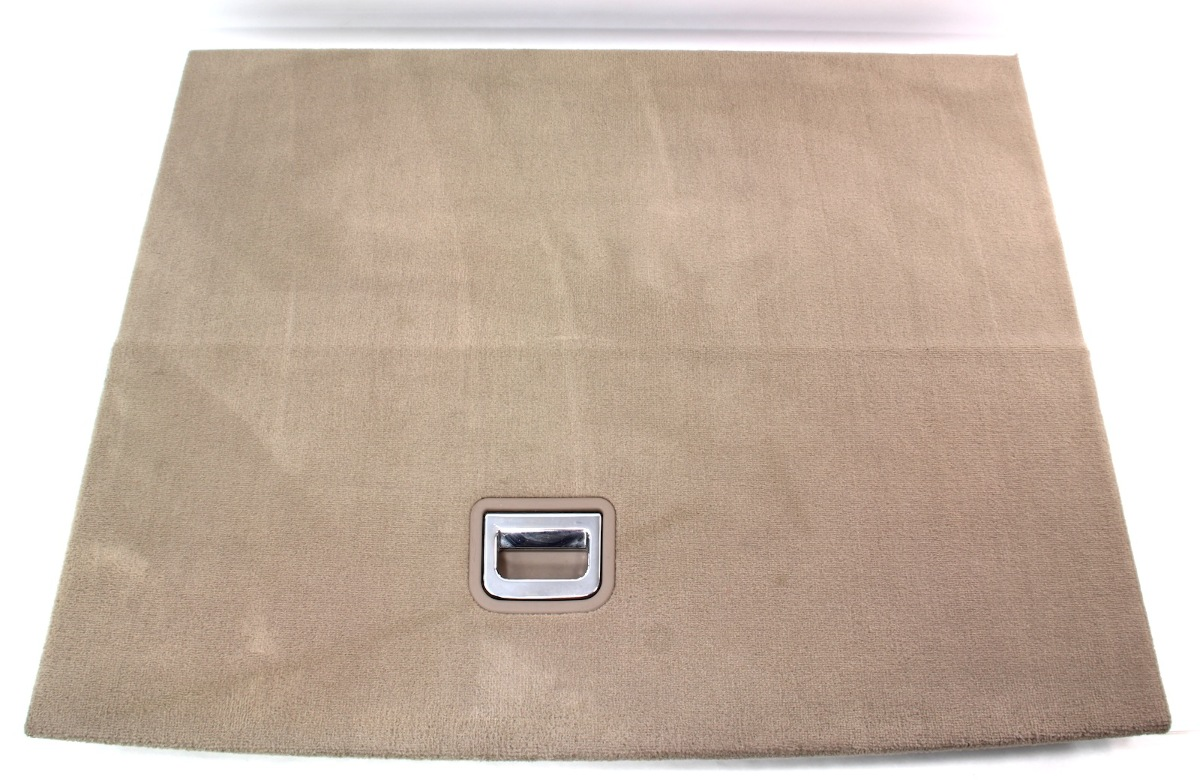 Car Floor Board ~ Trunk hatch floor board carpet cover audi a avant