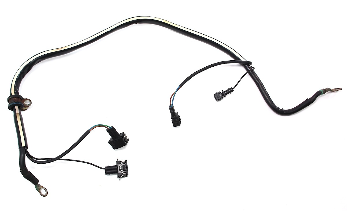 Starter Alternator Wiring Harness Vw 92