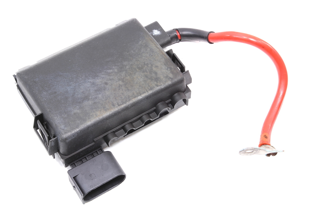 vw battery fuse box battery distribution fuse box vw jetta golf gti beetle mk4 1c0 937 549 b