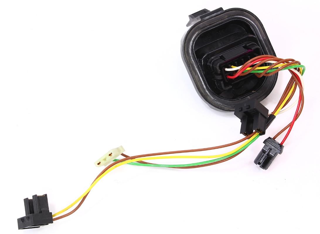 Wiring Harness Headlight : Vw mkiv headlight wiring diagram harness auto