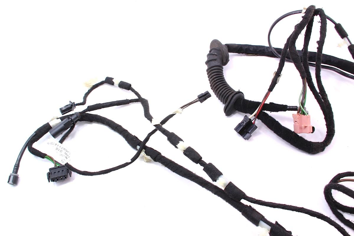 Mazda 3 Trunk Lid Wiring Harness : Hatch trunk lid wiring harness vw golf gti mk