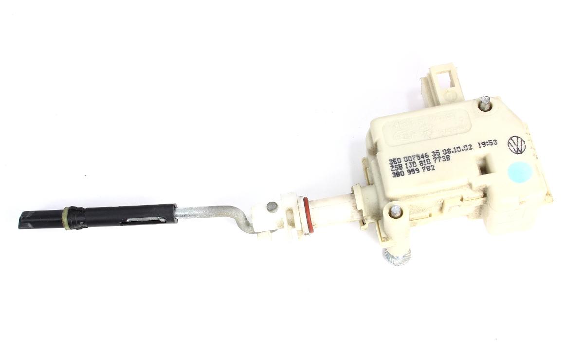 Fuel Gas Door Release Motor Actuator 99-05 VW Jetta MK4 - Genuine - 3B0 959 782