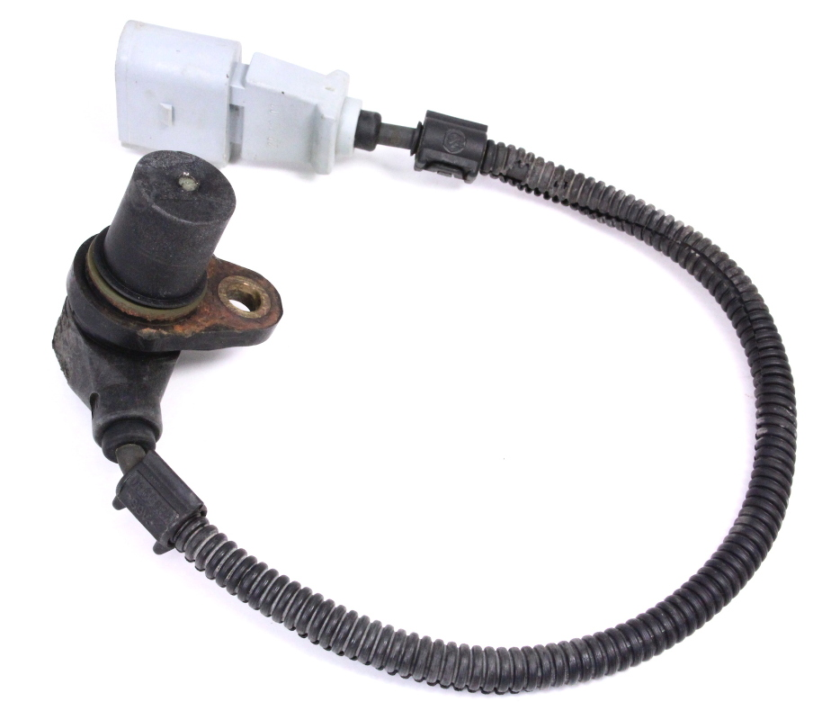 Genuine VW Crank Pulse Position Sensor 06-10 VW Passat BLV
