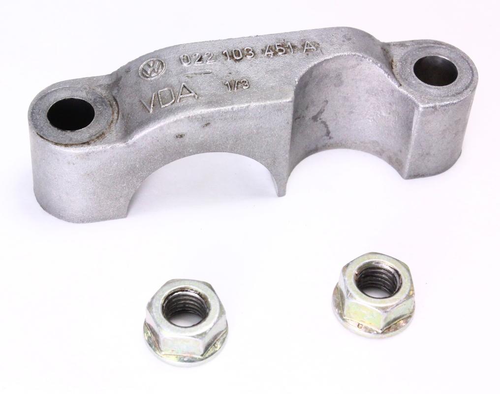 #1 Cylinder Head Camshaft Bearing Cap 02-05 VW Jetta GTI MK4 - 2.8 24v VR6 BDF