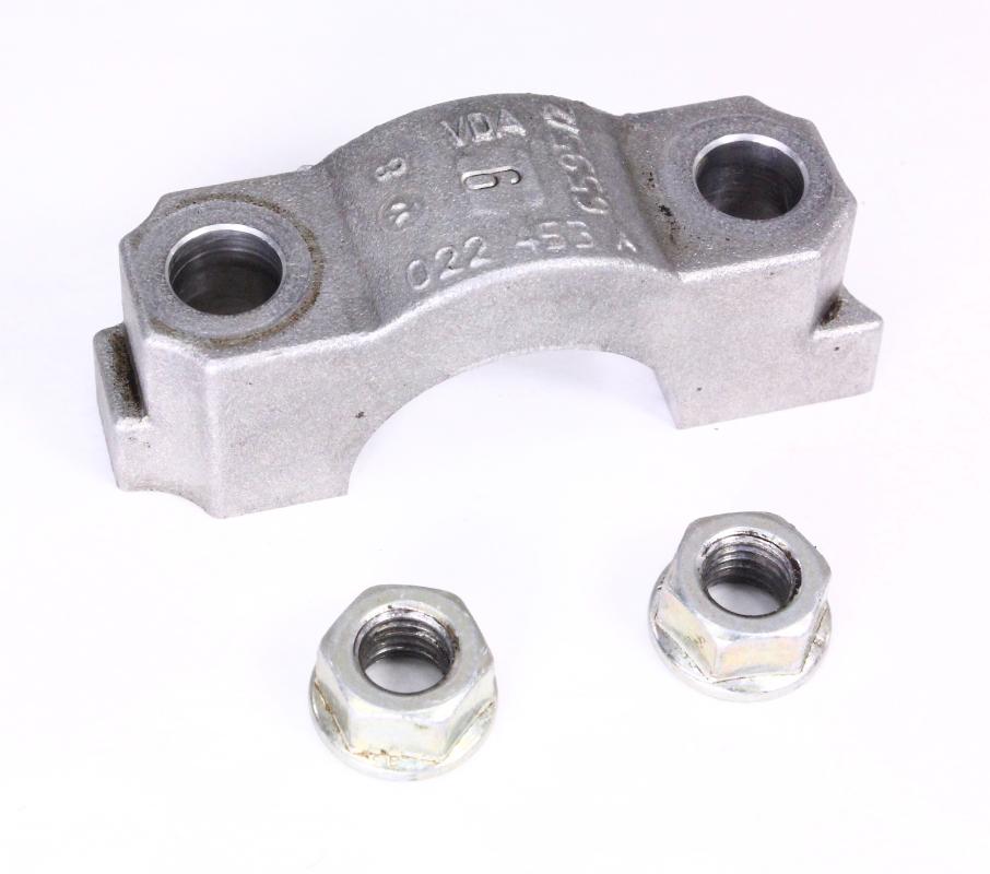 #6 Cylinder Head Camshaft Bearing Cap 02-05 VW Jetta GTI MK4 - 2.8 24v VR6 BDF