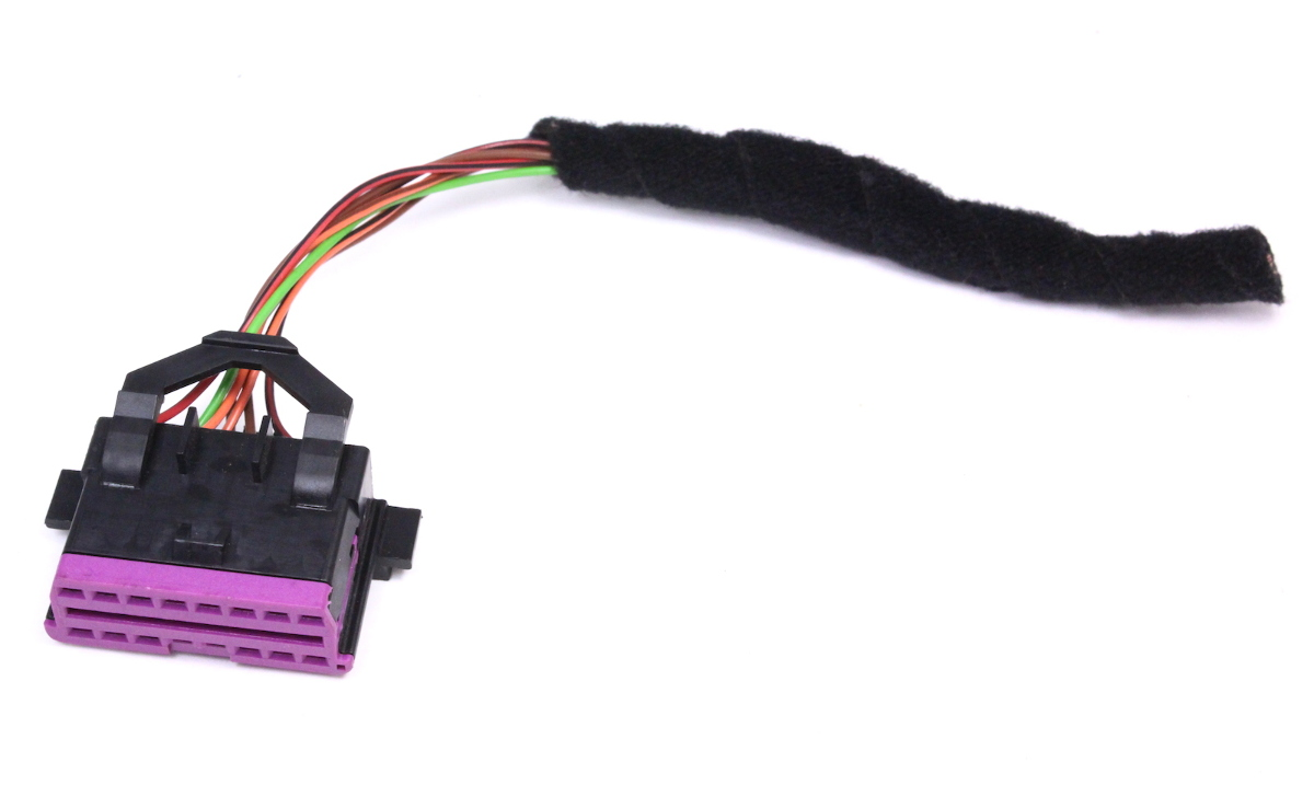 Obd Diagnostics Port Pigtail Plug 98 05 Vw Passat B5
