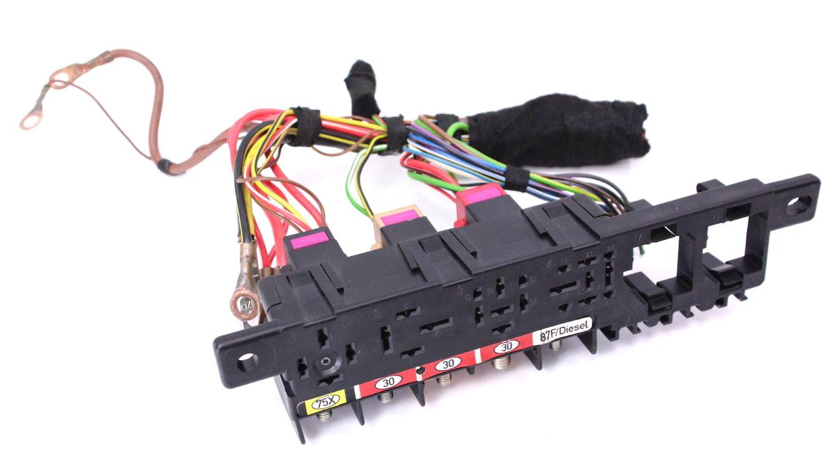 dash relay panel board pigtails   vw passat audi      carpartssale