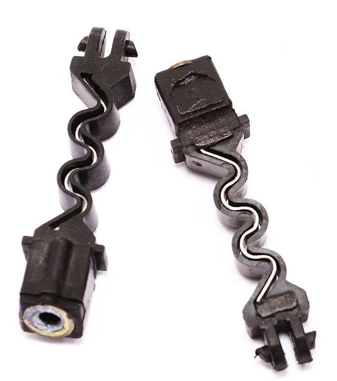 3rd Third Brake Light Spring Clips Screw Mounts 98-10 VW Beetle - Pair