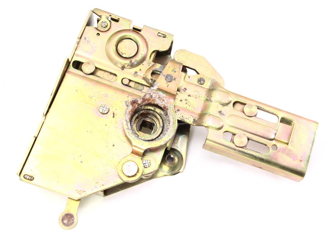 Lever Latch Mechanism : Door latch car mechanism
