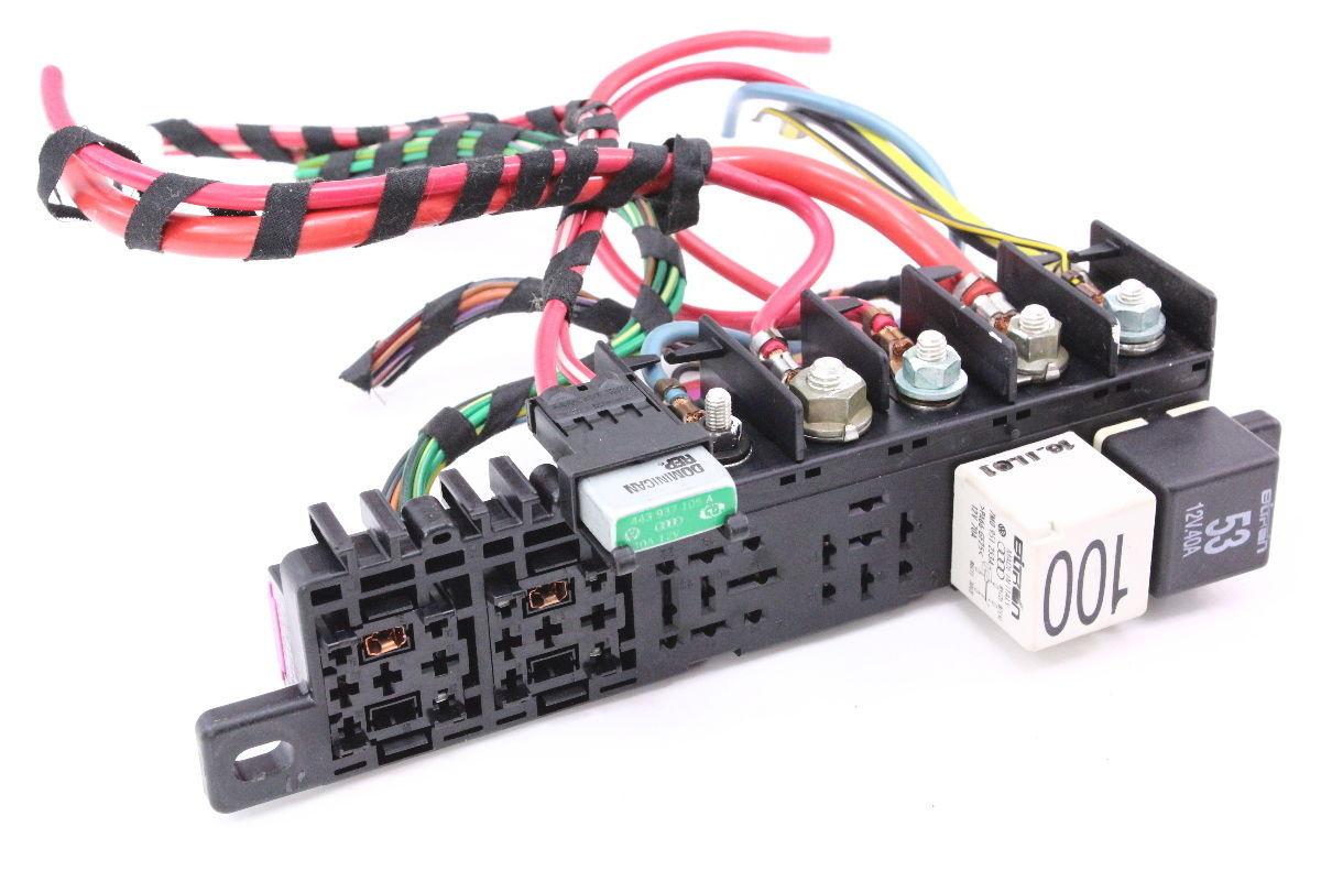 under dash relay wiring panel board 99 05 vw jetta golf. Black Bedroom Furniture Sets. Home Design Ideas