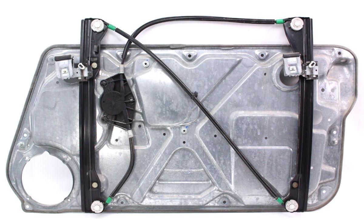 Lh driver power window regulator 98 10 vw beetle genuine for 2001 beetle window regulator