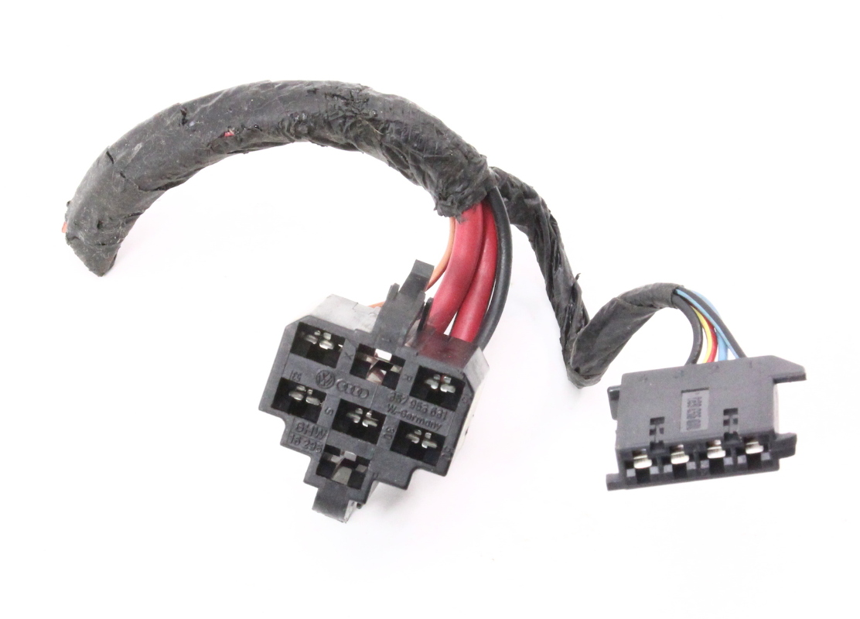 2008 vw gti fuse box vw gti v6 ignition wiring ignition pigtail plug wiring 93 99 vw jetta golf gti