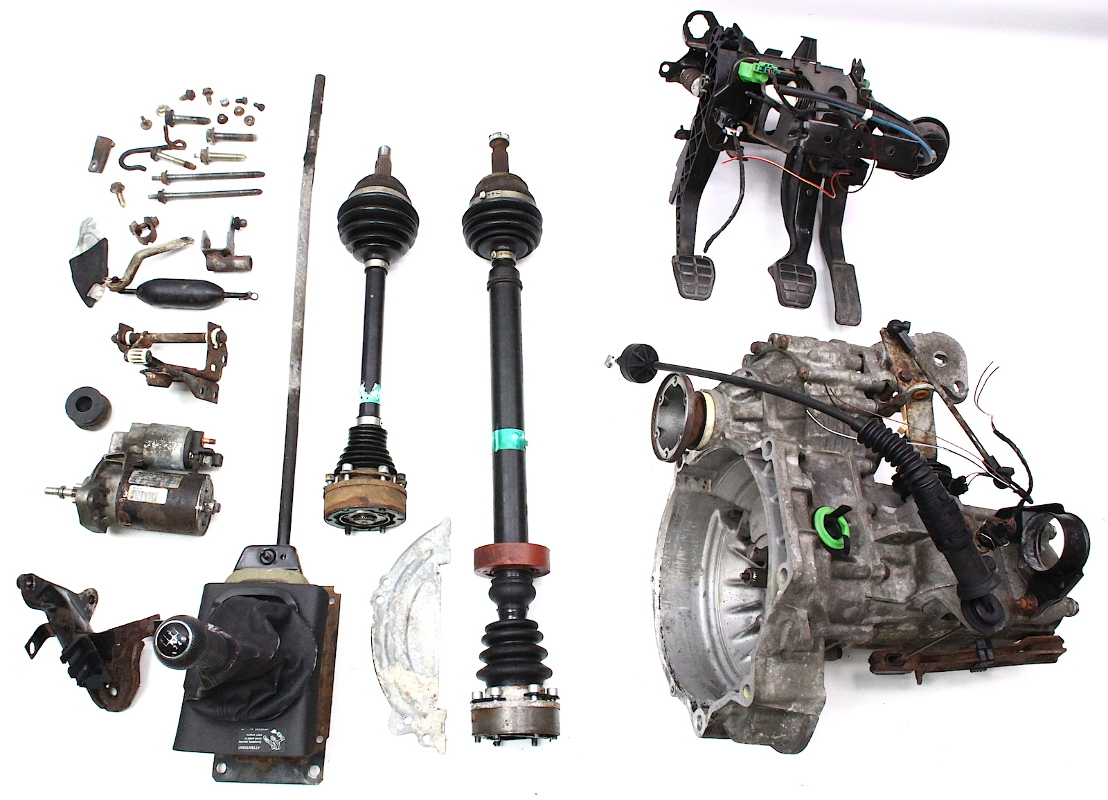 Jetta Transmission Lookup Beforebuying Parts Diagram 95 Vw Cabrio 5 Speed