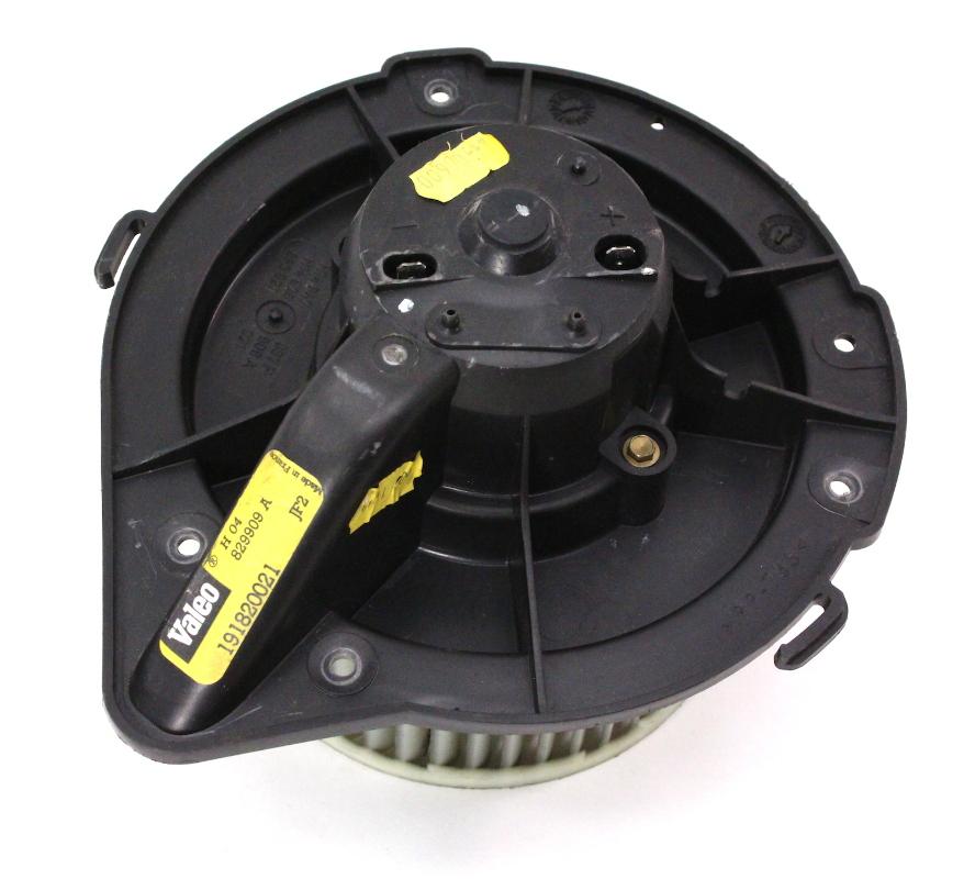 Hvac Blower Fan : Hvac heater blower motor dash fan vw passat b corrado