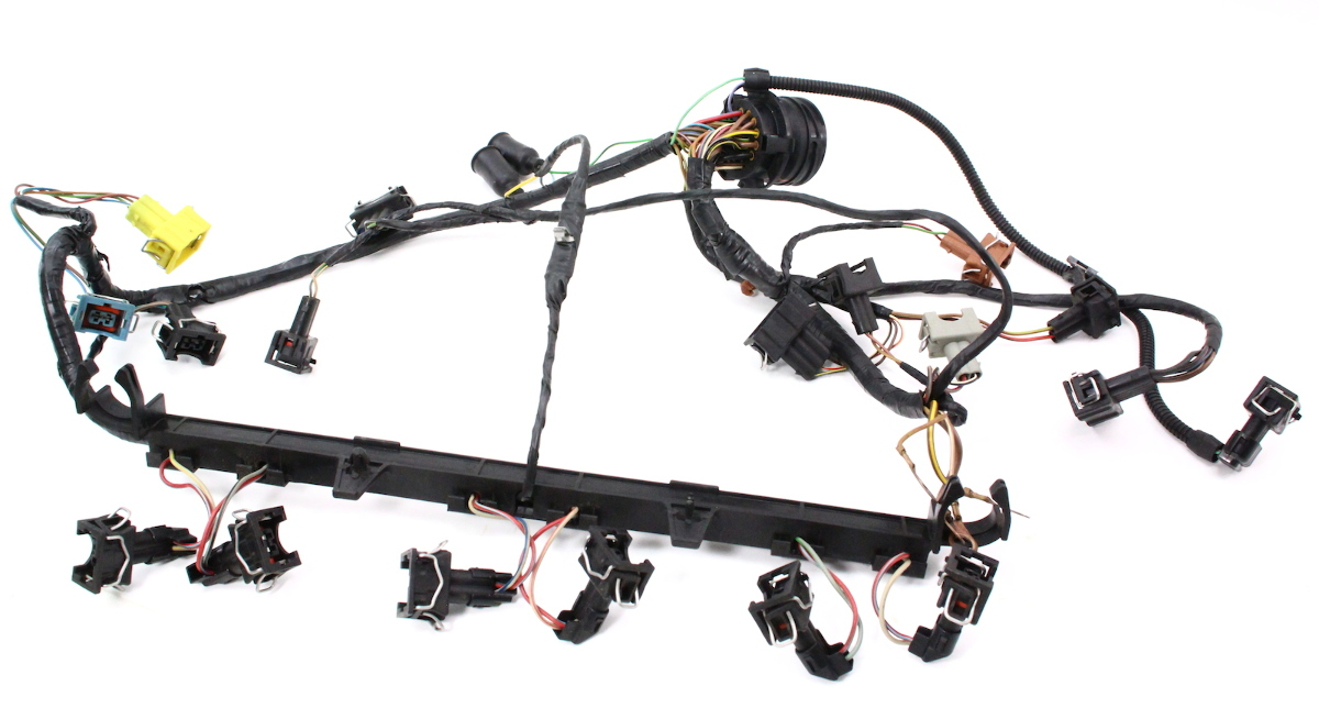 Obd1 Vr6 Engine Wiring Harness 93