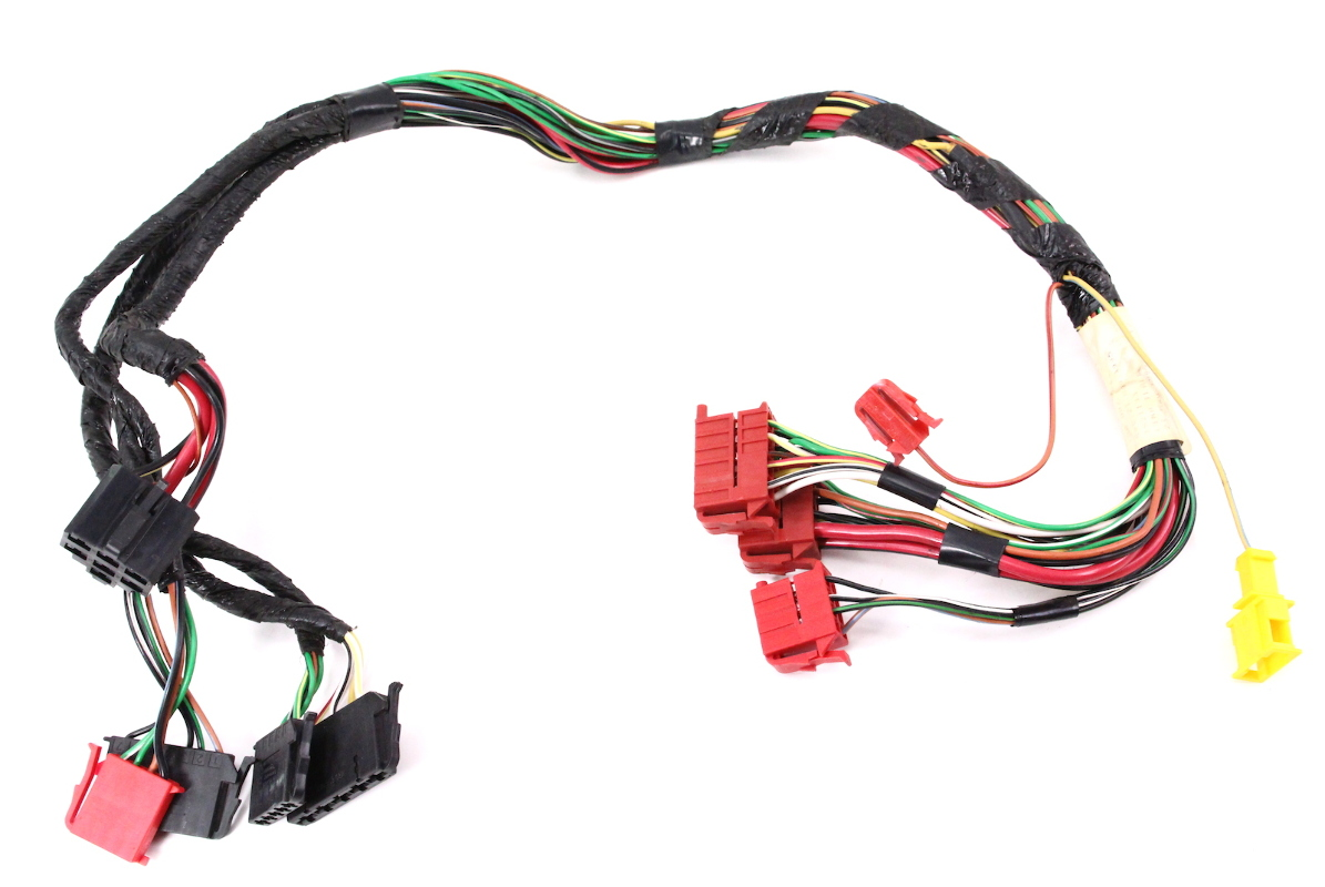 steering column wire harness steering column wiring harness 93-99 vw jetta golf mk3 ... power steering pump wire harness #14