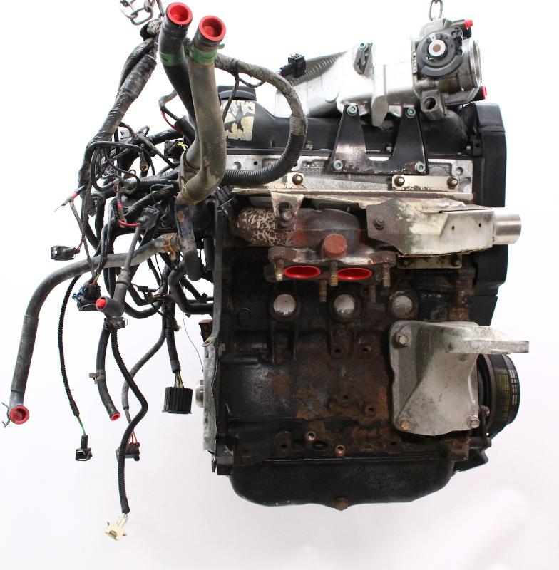 aba engine motor swap vw jetta golf gti  wiring ecu mk mk mk obd ebay