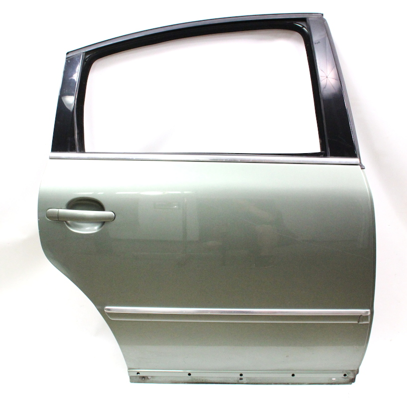 Rh rear door shell skin 01 05 vw passat b5 5 la6w fresco for Back door with window that opens