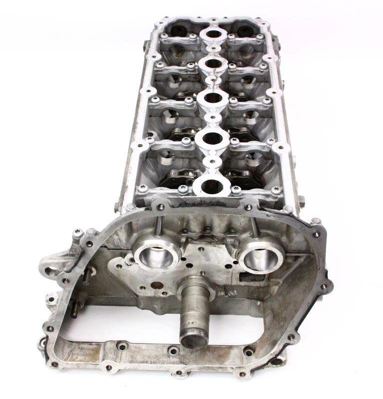 Volkswagen Jetta 2000 Engine Cylinder Head Gasket: Cylinder Head 05-09 VW Jetta Rabbit MK5 Beetle 2.5 BGP