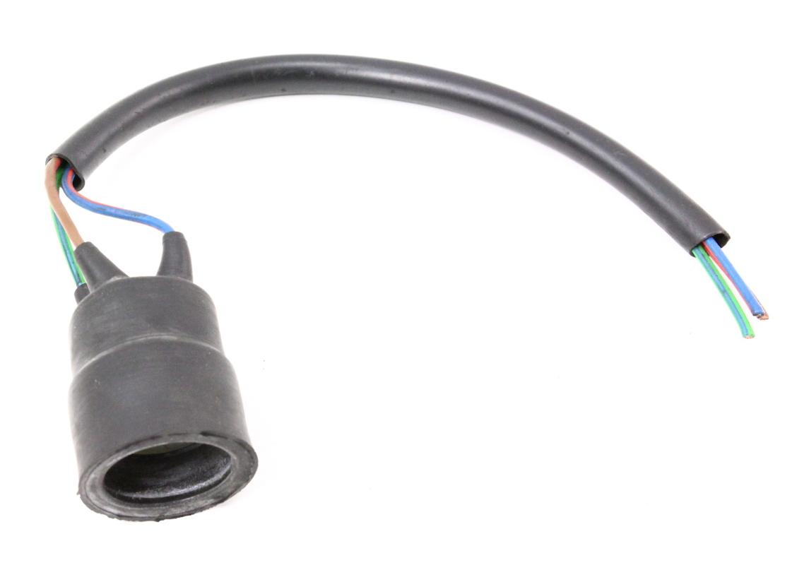 Cruise Control Actuator Pump Wiring Pigtail Plug 98