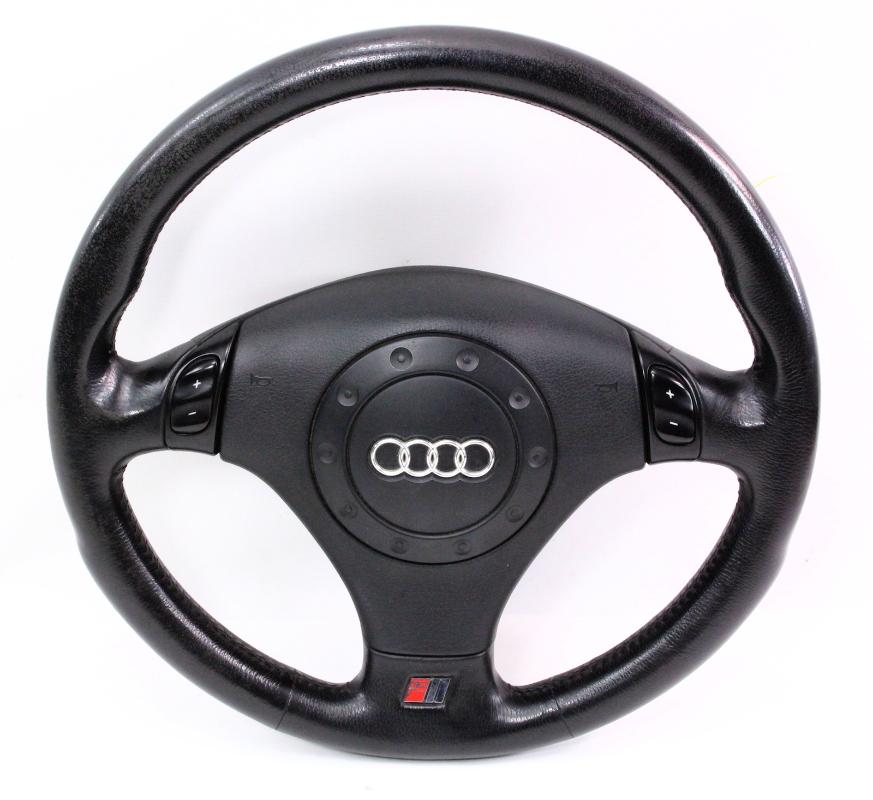 3 Spoke Sport Steering Wheel & Airbag With Controls